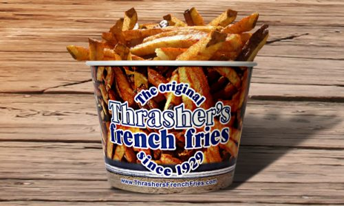 Thrashers French Fries