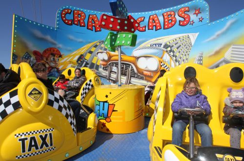 Crazy Cabs Easter 2 1