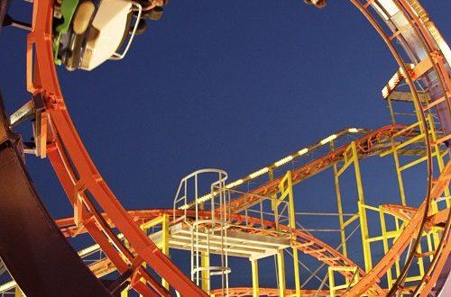 Looping Star Coaster