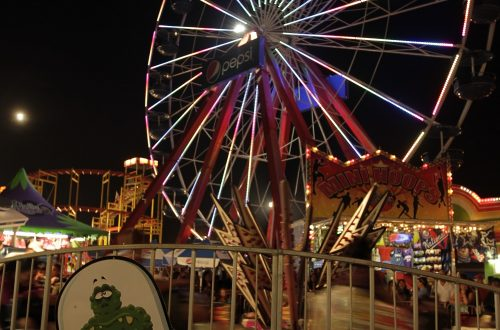 Giant Wheel at the Pier