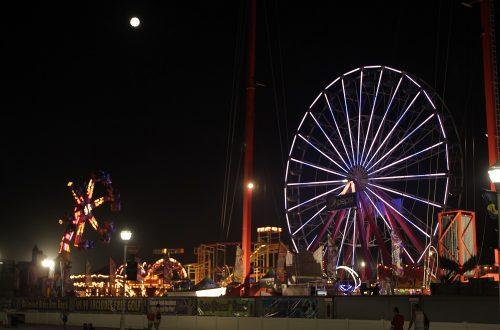 Giant Wheel in Ocean City