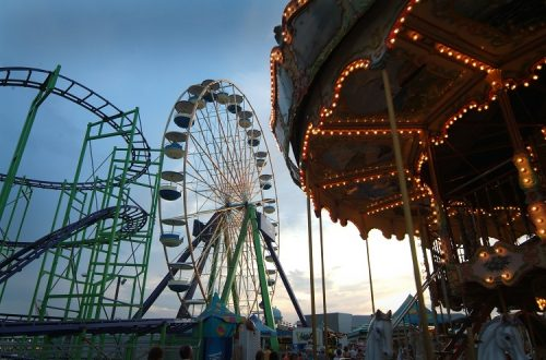 Ocean City Pier Rides