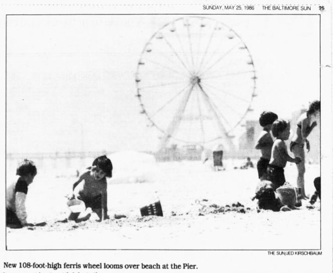The Baltimore Sun Sun May 25 1986