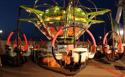 Jolly Roger Pier Rides